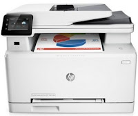 Color LaserJet Pro M277  MFP Driver Print and Scanner For Windows
