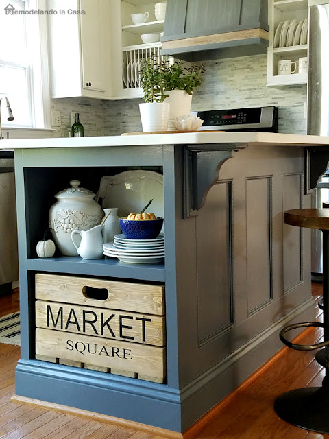 Remodelando la casa 10 simple steps to re paint your kitchen cabinets - Easy steps for a kitchen makeover ...