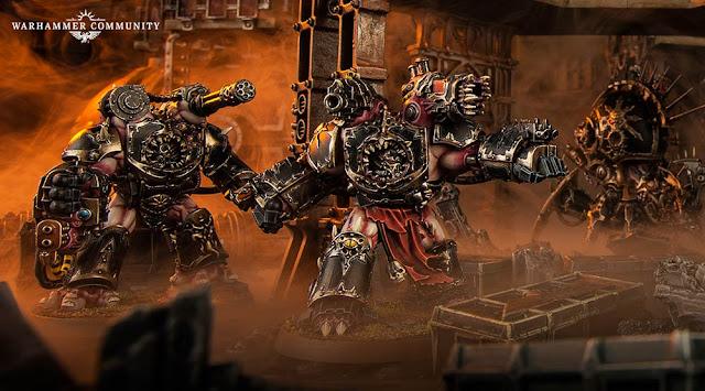 Arrasadores Iron Warriors