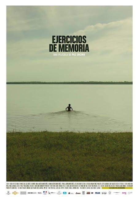 Ejercicios de memoria, Paz Encina