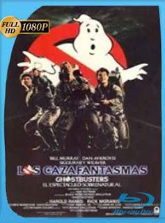 Los Cazafantasmas 1 1984 HD [1080p] Latino [Mega] dizonHD
