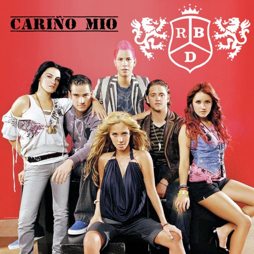 MEXICANO RBD BAIXAR DE ENSINA ME MUSICA