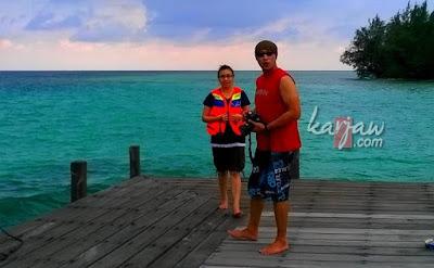 menjangan beach resort karimunjawa