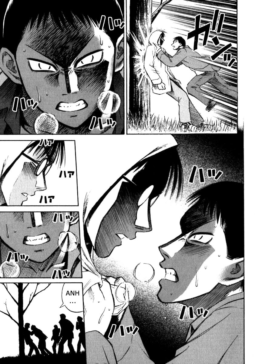Higanjima chapter 27 trang 11