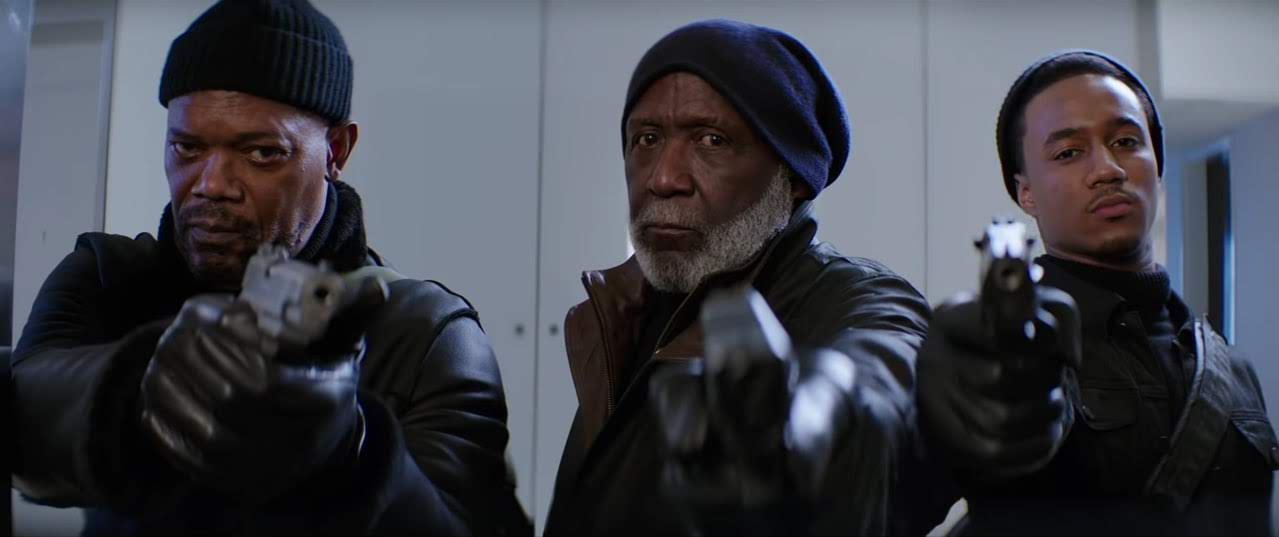Shaft : サミュエル・L・ジャクソンの探偵シャフトが、初代の老シャフトと息子の若シャフトを連れて帰ってきた3世代シャフト共演のブラックスプロイテーション映画のアクション・コメディ「シャフト」の予告編を初公開 ! !