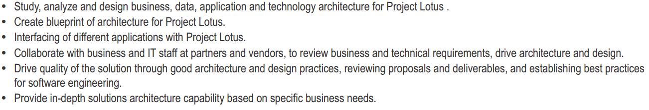 SBI Digital System Architect Recruitment 2018 Apply Online