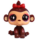 Littlest Pet Shop Collectible Pets Monkey (#714) Pet