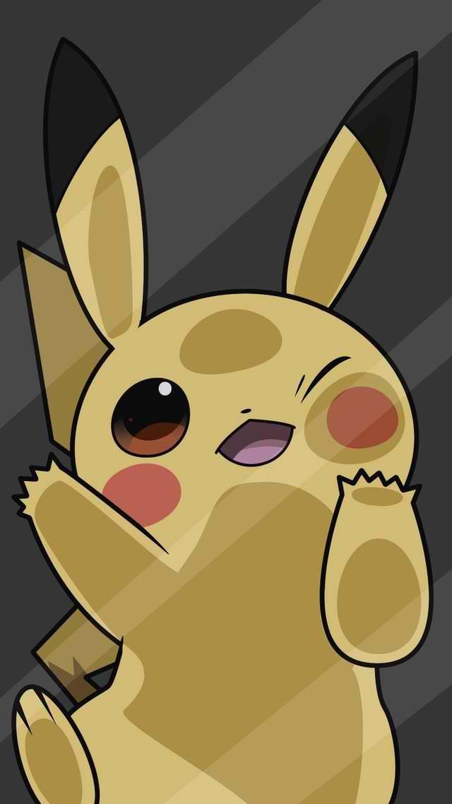 Nurvtech Pikachu Pokemon Phone Wallpaper