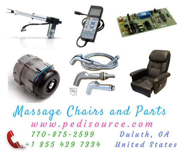 Massage Chairs and Parts