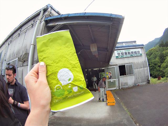 Sachet de thé - Aobara