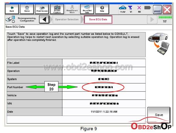 Nissan-Consult-3-Plus-Reprogramming-ECU-TCM-Guide-10