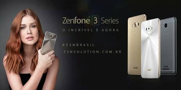 Zenfone 3: conheça todos os modelos do smartphone da Asus