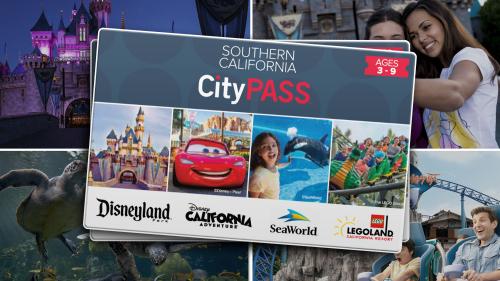 Ingressos mais baratos com o CityPass da Califórnia