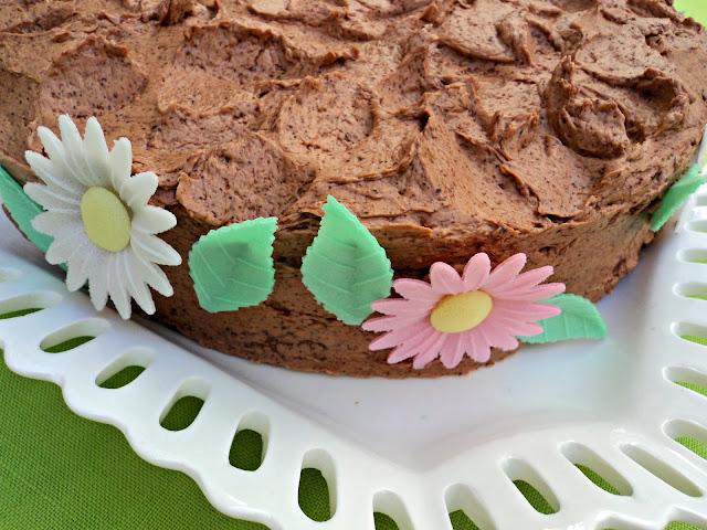 tarta, nutella, chocolate, cumpleaños, receta casera