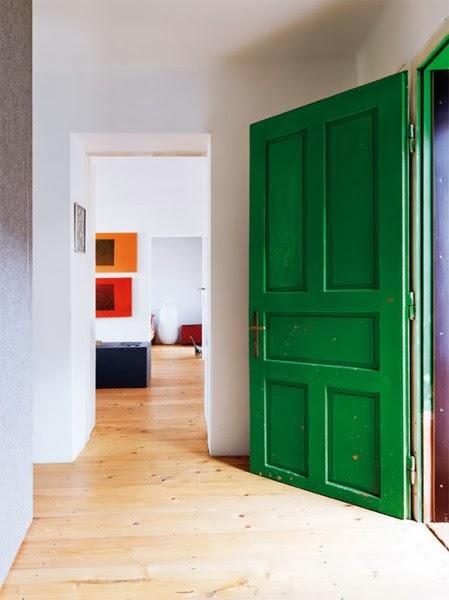 lisa mende design: my top 8 favorite emerald green paint colors