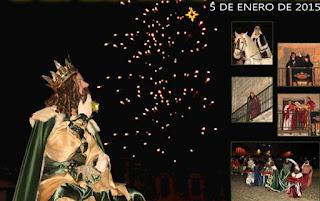 Auto Sacramental y Cabalgata de Reyes de Santillana del Mar 2016