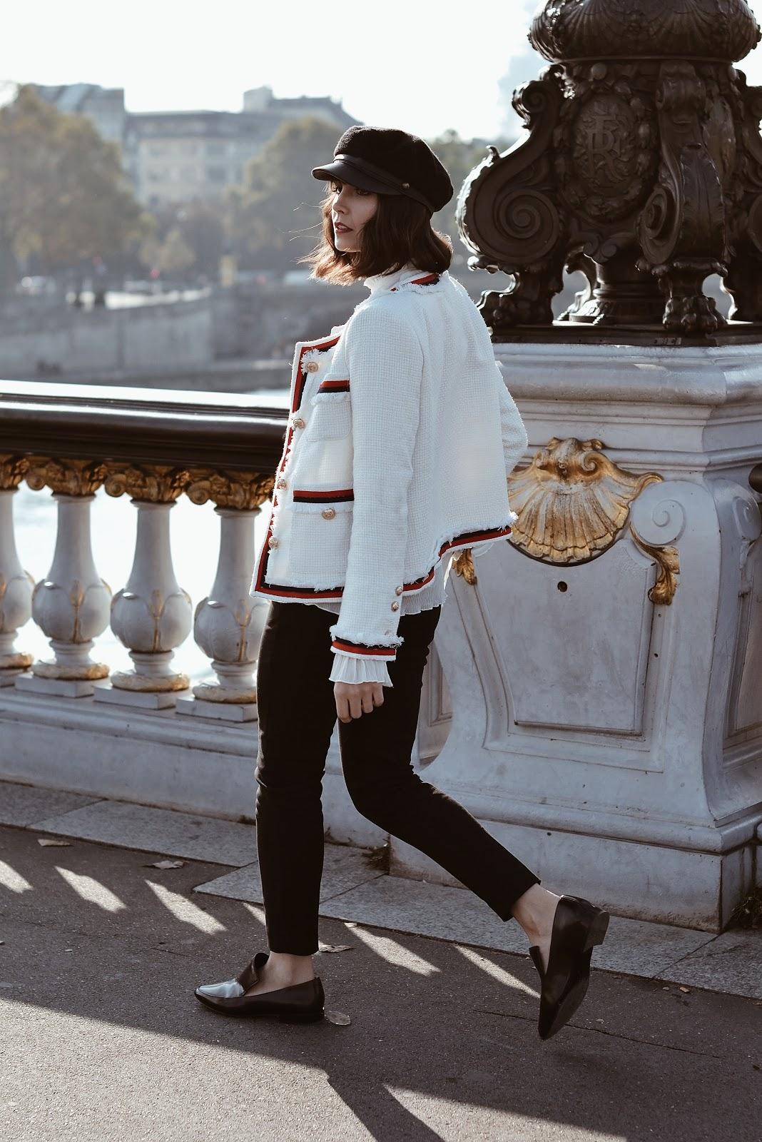 moda | moda w paryzu | kobieta artystyczna
