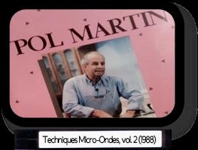 Les techniques au micro-ondes de Pol Martin, vol. 2