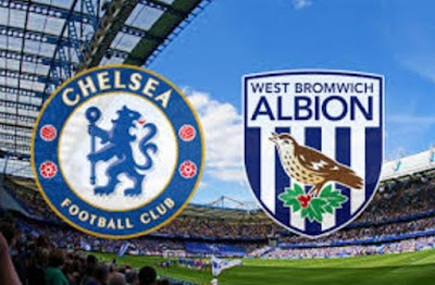 Highlights and Goals Chelsea 3 vs 0 West Bromwich Albion