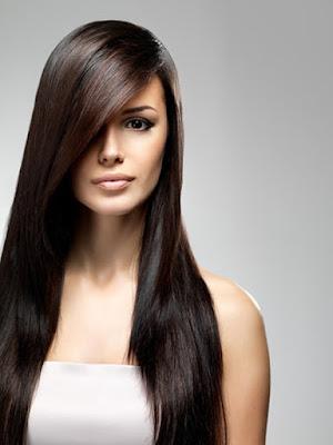 Warna Rambut Dark Brown Terbaru