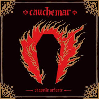 Cauchemar - Chapelle ardente (full album)