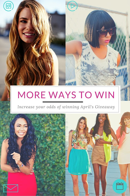 Clip In Hair Extensions Giveaway
