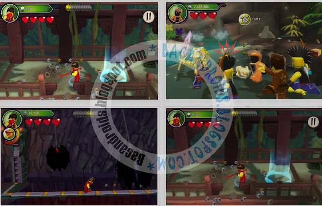 LEGO Ninjago: Shadow of Ronin Apk Mod Full Data v1.0.6 Android