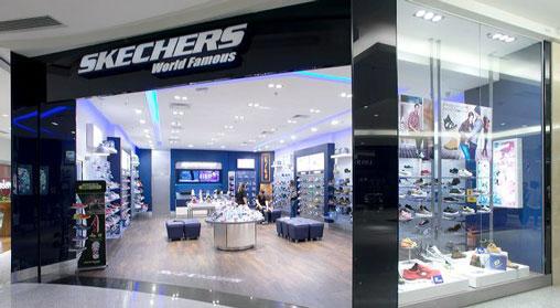 695126a59 A marca californiana Skechers abre finalmente sua primeira loja no Brasil e  escolheu o ParkShopping em Brasília