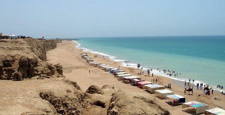 Clifton Beach Tourist attractions in Pakistan