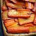 Tarte renversée à la carotte