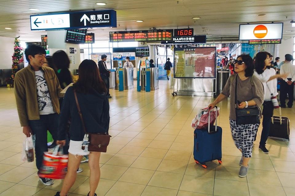 高雄駅(Kaohsiung Station)