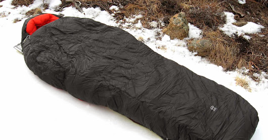 GEAR REVIEW: North Face Inferno -40 F Down Sleeping Bag- Great for Bushcrafters, Backpackers and Preparedness Kits- UPDATED
