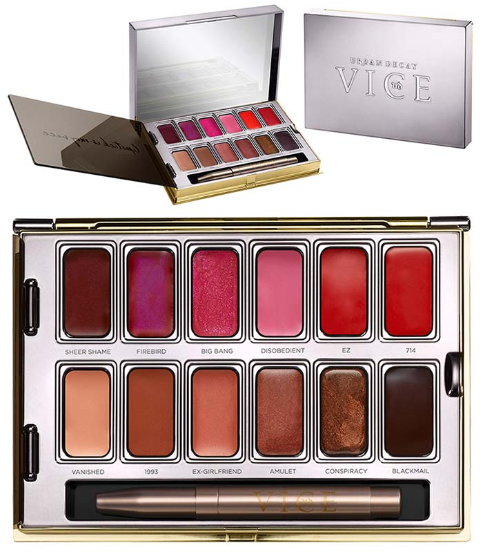 Urban Decay Holiday 2016 Makeup Collection