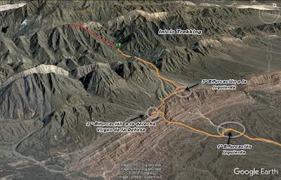 San Juan, precordillera, sierras, cerro, La Tordilla, trekking, senderismo