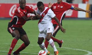 Perú vs Trinidad y Tobago / Amistoso Internacional