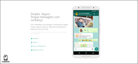 Como usar Whatsapp no PC, Notebook e Mac ?
