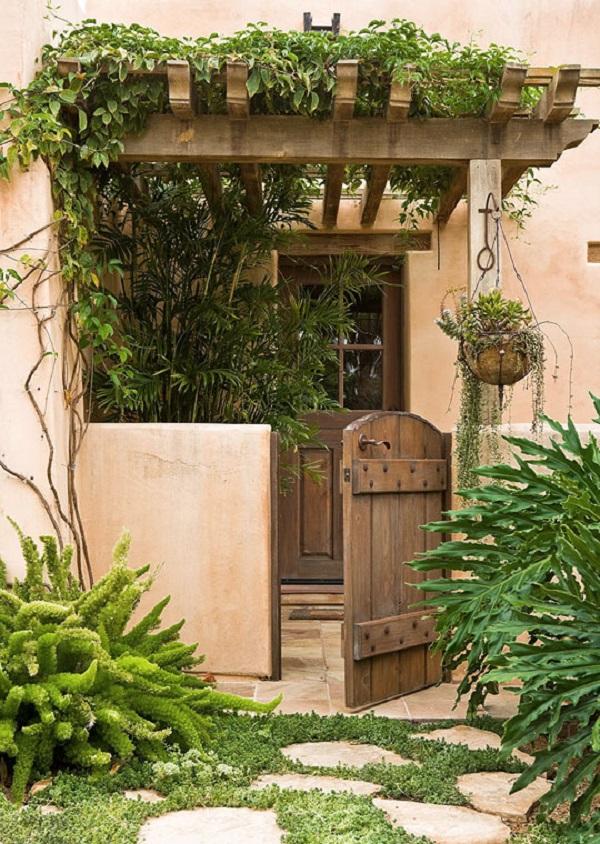 Jard n de cactus y suculentas guia de jardin - Tipos de tejados para casas ...