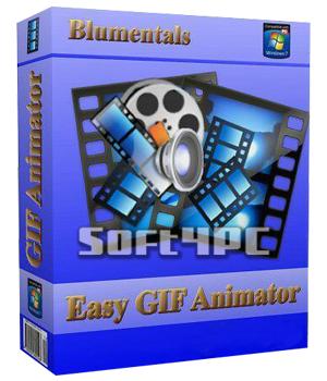 Easy GIF Animator Pro 6.2.0.53 + Key