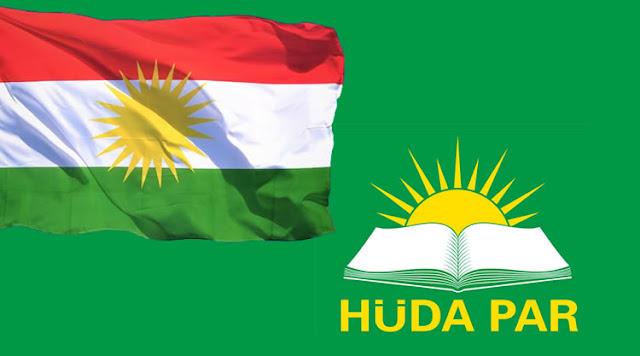 HÜDA PAR dan 25 Eylül Bağımsızlık Referandumu açıklaması