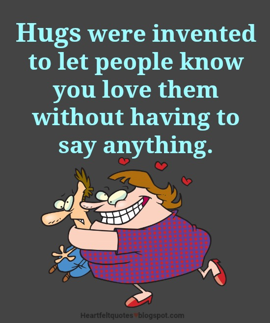 15 Best Love And Friendship Hug Quotes