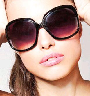843965a24fec8 Click Moda  Óculos de sol certo para cada tipo de rosto