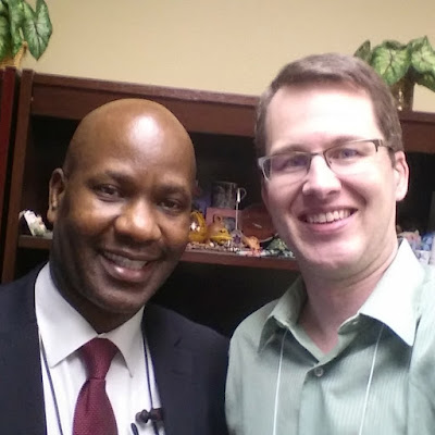 Discussing Missions & Granada with Terrence Griffith