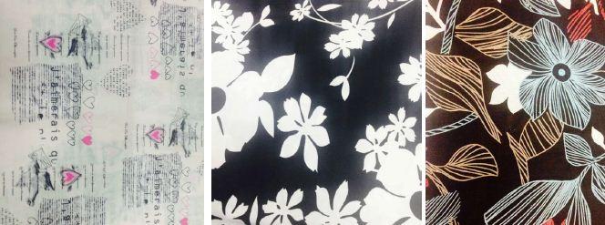 textiles notes