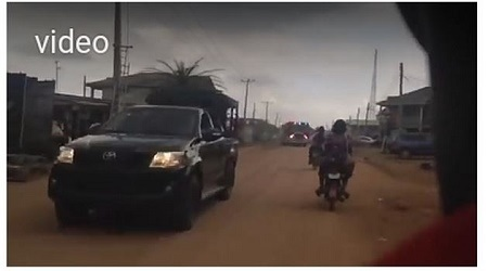 Just In: Nigerian Army and Militants Clash in Heavy Fight at Arepo and Ibafo (Photos+Video)