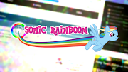 Parceria com Sonic Rainboom