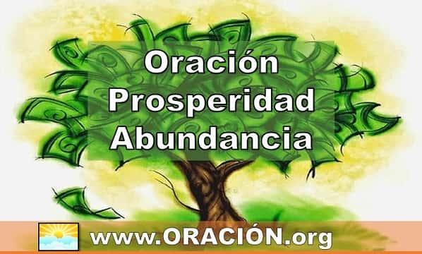 Oración de Prosperidad y Abundancia Rápida y Poderosa