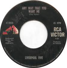 Any Way That You Want Me (The Liverpool Five)