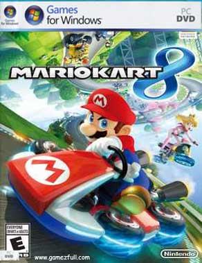 Mario Kart 8 Para PC Full Español | MEGA