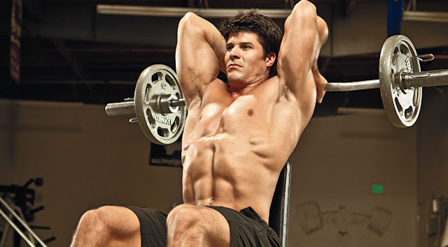 BEST EXERCISES YOU'RE NOT DOING - Seated Reverse-Grip Overhead Triceps Extension