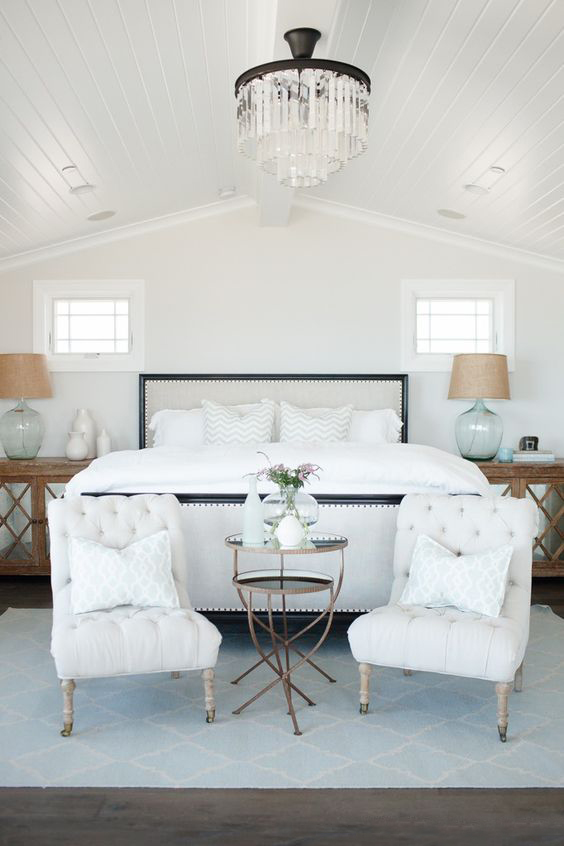 Coastal style hamptons style 39 au naturale 39 for Bedroom ideas hamptons